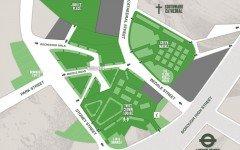 Borough Market Map