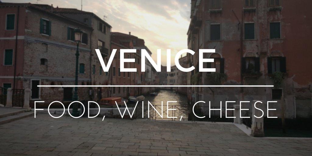Venice Blog Title Image