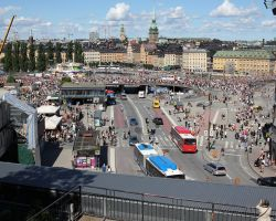 An Overview of Stockholm City Centre